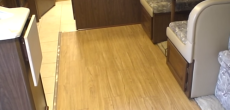 Slideshow With Tips On How To Replace Carpeting With Allure Wooden Planks In An RV
