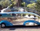 1972 GMC Motorhome Becomes Flash Gordon Motorhome