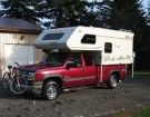 DIY'er Completes Dozens Of RV Renovations On His 2000 Lance 810 Truck Camper.