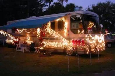 Christmas Rv Decorations Showcase