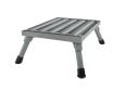 Best RV Step Stool? Stromberg Carlson Pro Aluminum Folding Platform Step