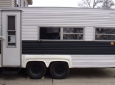 Great Travel Trailer Renovations Project: 2 Part Series