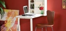Fold Open Convertible RV Table / Desk