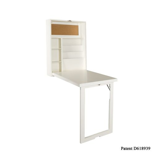 Fold Open Convertible Rv Table Desk