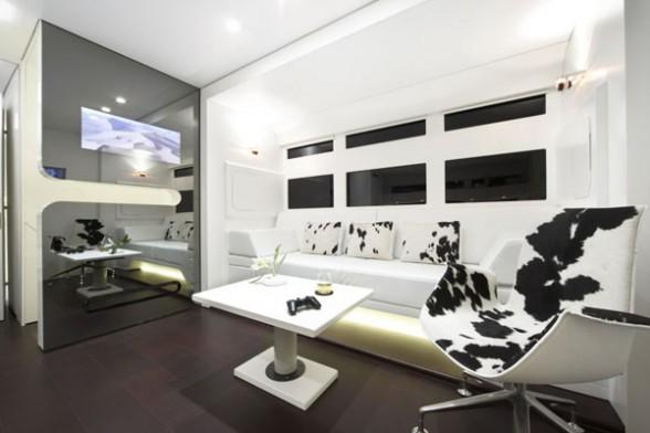 Luxury RV of the Future Designed by Architectural Firm A-Cero