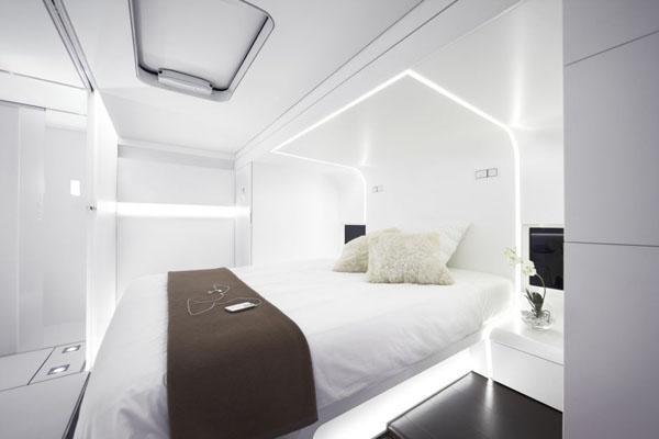 Luxury Rv Of The Future Designed