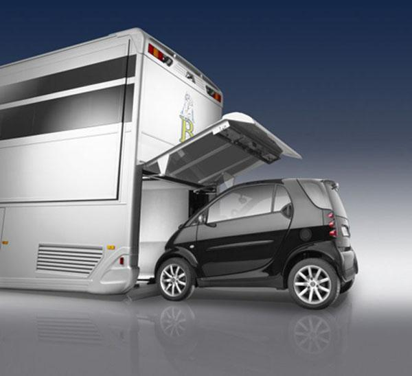 Luxury Rv Of The Future Designed By Architectural Firm A