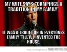 Funny RV: Jim Gaffigan – King Baby – Camping