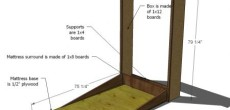 RV Murphy Bed Idea – Build Your Own