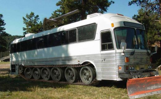 Funny RV: Get Serious About Winter RV'ing