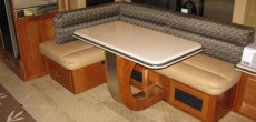 RV Mod: One of a Kind RV Dinette Table