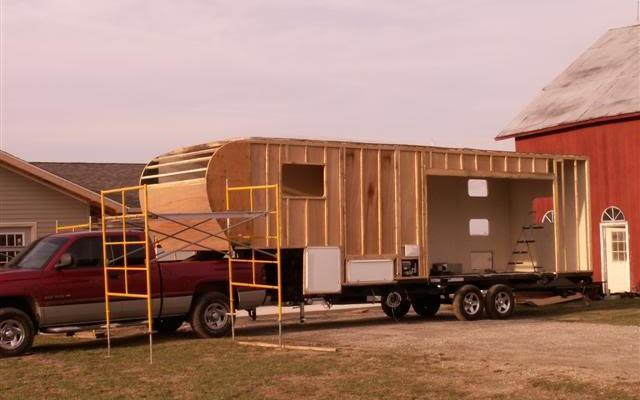 The Ultimate DIY RV Project: Custom Fifth Wheel