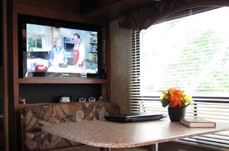 Best tv options for rv
