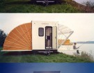 Unique RV: New Meaning to Pop-Outs on a Travel Trailer