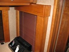 Custom RV Valences Window Treatments 6