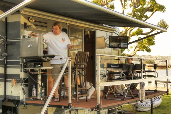For Portable Rv Porch : The answer to a truly portable rv deck or patio