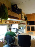 RV Office Conversion After 3