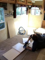 RV Office Conversion before 3