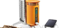 RV Stove and Gadget Charger: The Biolite Campstove