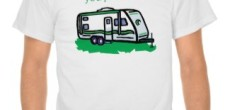 Funny RV Shirt: Home is Where You Park It…