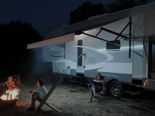 Custom Rv Awning Lights With Wireless On Off Switch