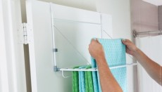 RV Laundry Rack Slimline