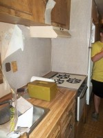 Travel Trailer Remodel Fleetwood Before1