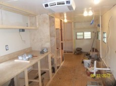 Travel Trailer Remodel Fleetwood During4