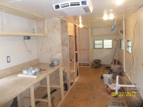 Travel Trailer Remodel 1985 Fleetwood Resort