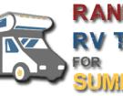 8 Random RV Tips for Summer Fun in the Sun