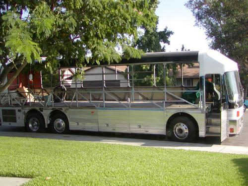 Brilliant Bus Conversion RV Motorhome  6500 Plattsburgh  RV RVs For Sale