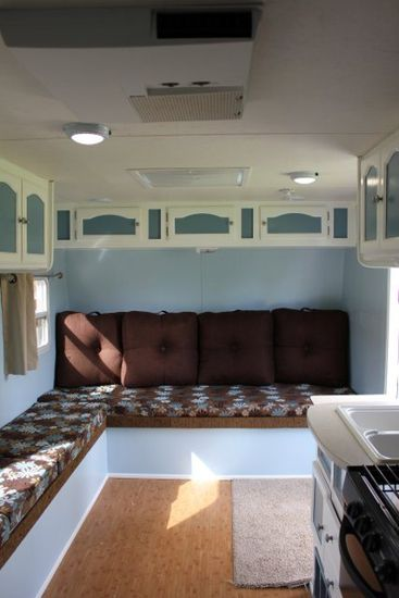 Travel Trailer Renovation Forest River Wildcat Gets An