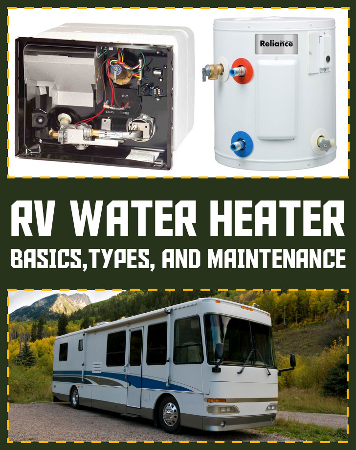 Unique Your Guide To Purchasing RV Tankless Water Heaters  GettingSteamycom