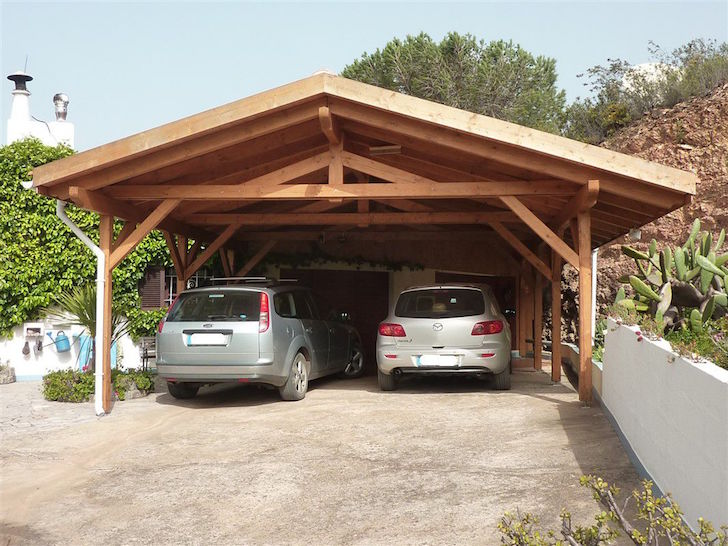 1000 ideas about wooden carports on pinterest carport for Timber carport plans