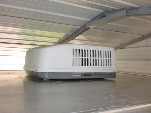 Amazing  AC 15k BTU RV TRAILER MOTORHOME AIR CONDITIONER WHEAT STP  EBay