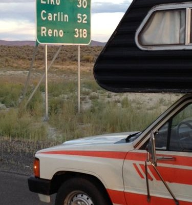 1985 Toyota Coachman RV Remodeled: Meet the Dover Guppy