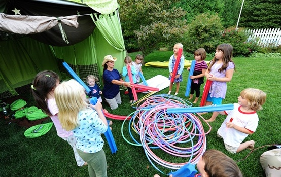 10 Must Have RV and Camping Games for Kids and Adults