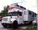 Funny RV: One of Kind Pop-Up Motorhome