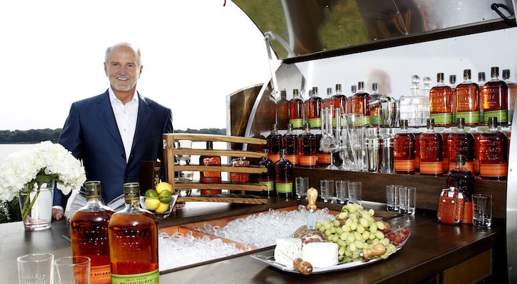 Bulleit Woody Tailgate Trailer: Be the Envy of Your Friends