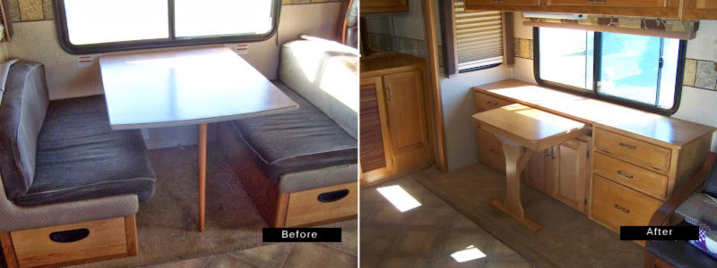Perfect Travel Trailer Interior Design Ideas  Best Home Design And Decorating