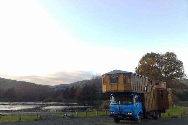 What is a Housetruck RV? A DIY Global Phenomenon