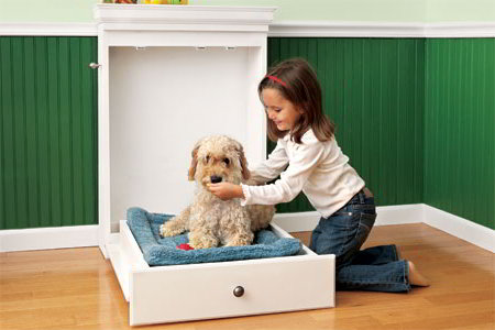 How To Make a Dog Murphy Bed for Home or RV
