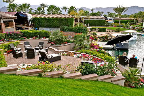Top luxury rv resorts and parks when is no object for Florida grande motor coach resort