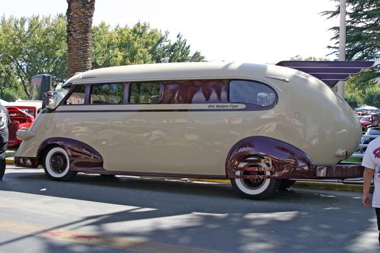 further 1941 Western Flyer Motorhome together with Western Printers Clipper additionally 361656511495 also Pipe Dreams Airstreams And Pinterest. on 1941 western flyer brooks stevens