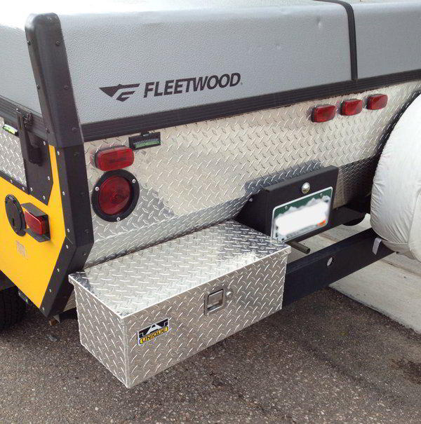 Fifth Wheel Truck Bumper : Book of motorhome external storage boxes in uk by liam