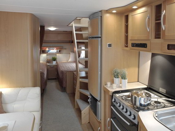 2 bedroom camper 5th wheel for sale autos post for Two bedroom travel trailers for sale