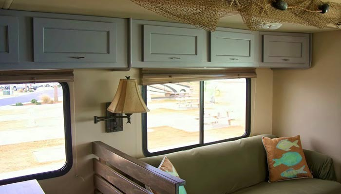 Book Of Motorhome Interior Renovation In Singapore By James