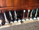 $25 RV Shoe Rack Made From PVC