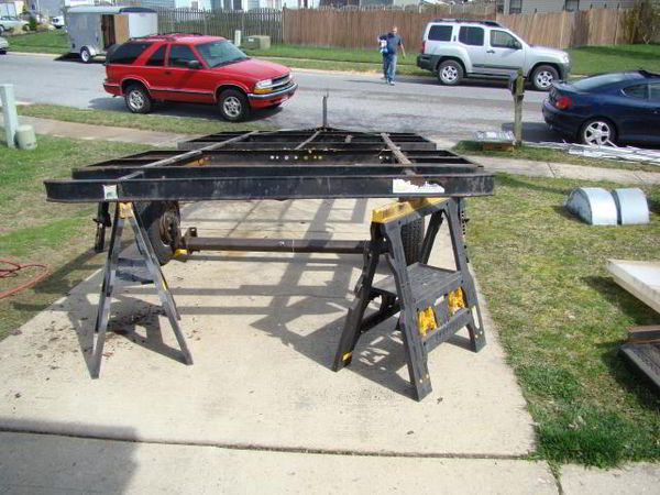 26 Brilliant Camper Trailer Frame Design | assistro.com