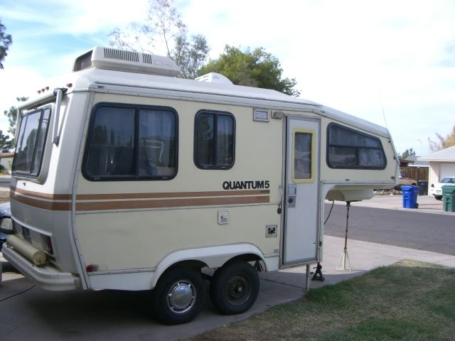small fifth wheel trailer quantum 3